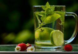 Что пить летом? Холодные напитки
