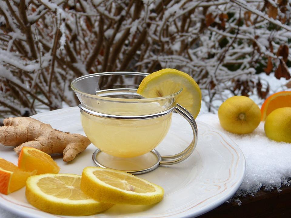 еда в сезон простуд