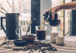 Кофе. Калорийность и влияние на здоровье.