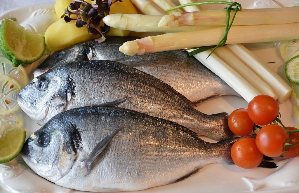 рыба в здоровом питании