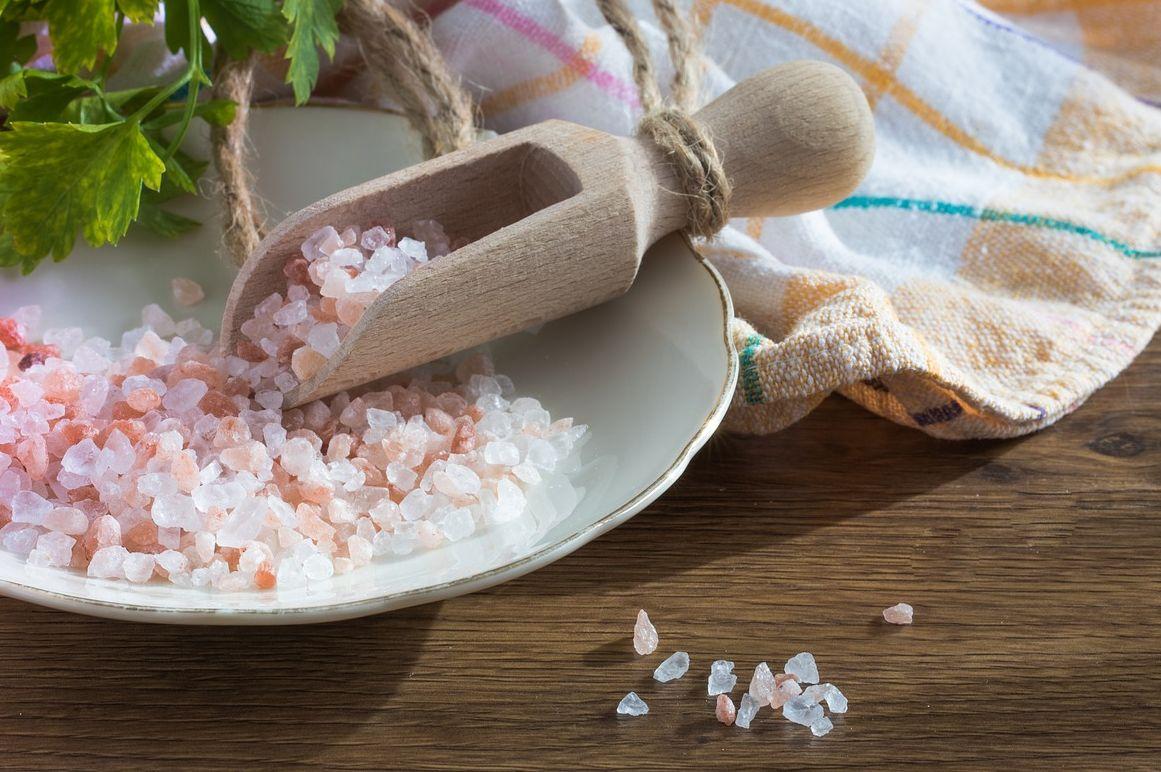 соль в нашей жизни
