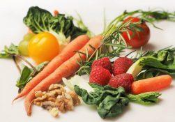 Витамины группы В: пантотеновая кислота, пиридоксин, биотин.