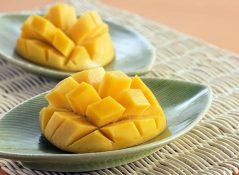 Манго – популярный и полезный фрукт