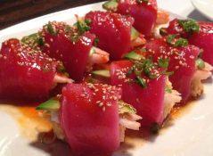 Пищевая ценность и калорийность тунца